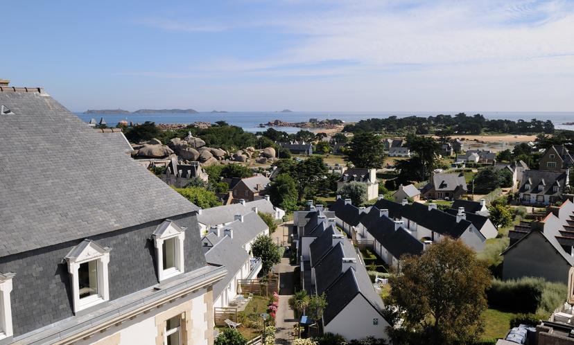 Photo n° 4 Trégastel - Le Castel Sainte Anne - Formule PCDP  (Club en Location)