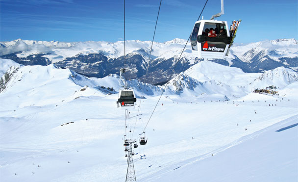 France - Alpes - La Plagne - Plagne Centre - Belambra Club Le Terra Nova