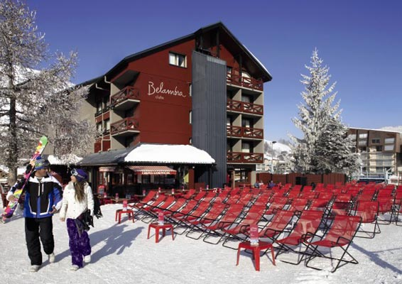 Les 2 Alpes - Belambra Clubs