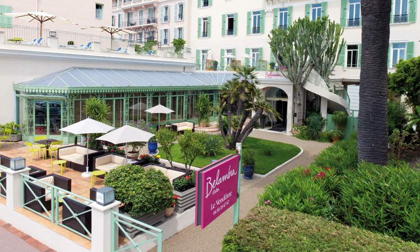 Menton - Belambra Club Hôtel