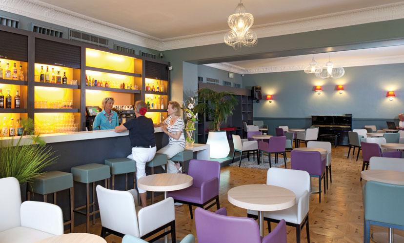 Hotel Restaurant Menton Demi Pension